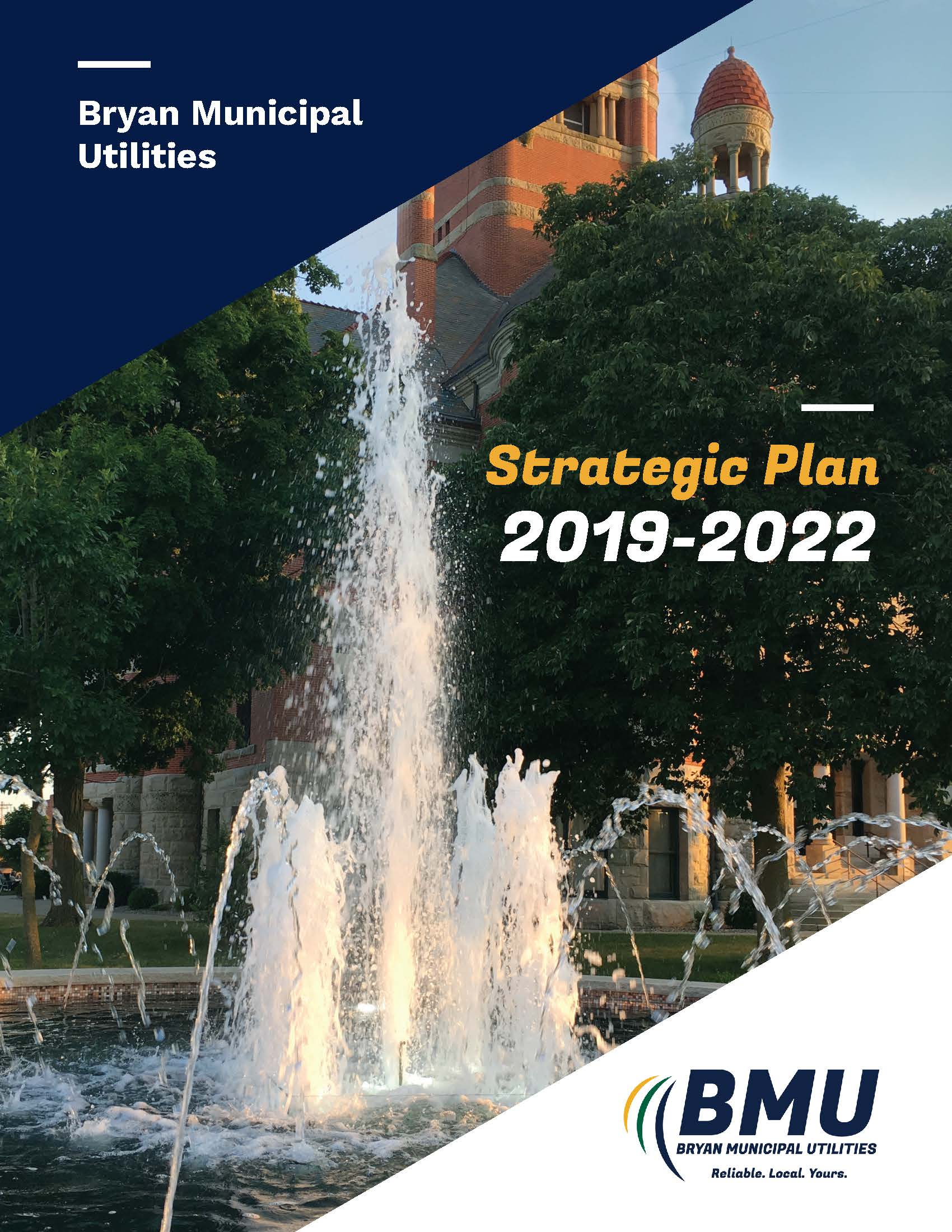 BMU STRATEGIC PLAN
