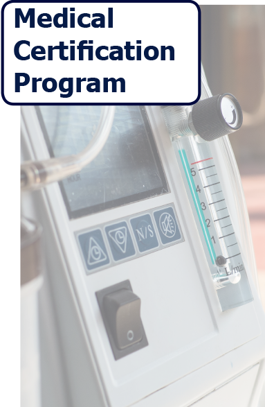 Medical Certification Program – BMU